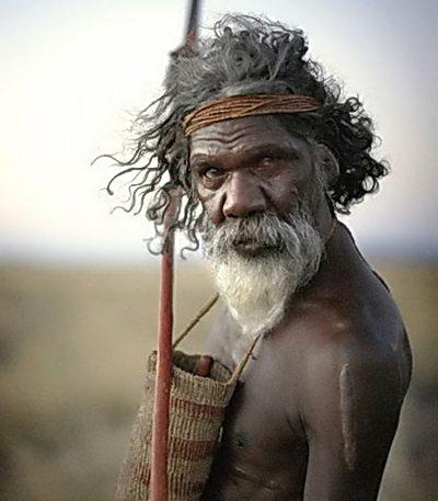 عکس مرتاض آفریقایی